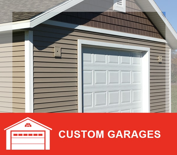 Roofing Company - Custom Garages