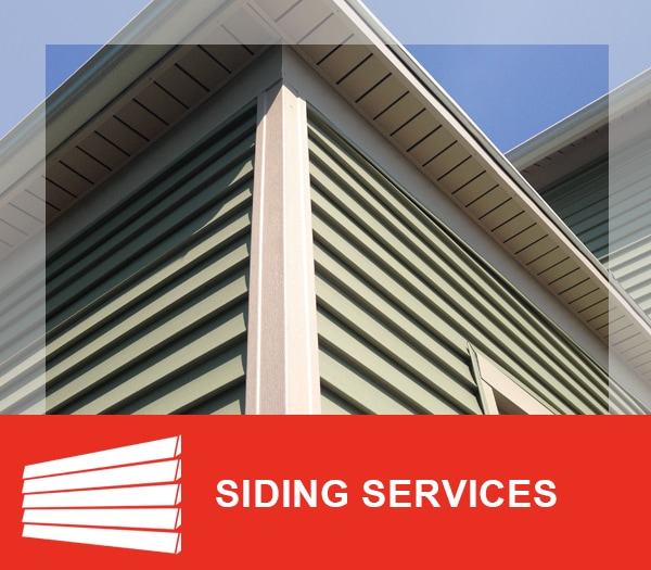 Roofing Company - Siding Services
